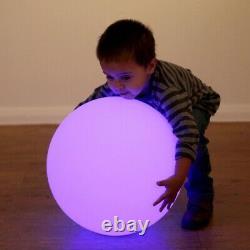 Tickit 75546 Sensory Mood Light Ball LED Colour Change Sensory Room Den SEN ASD