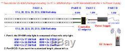 10100m Magic Dream Couleur 133 Changement Bande Led Flexible Alimentation Étanche 12v