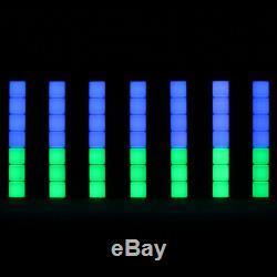 2x Bar Mood Retro LD Élément Led Light Box Effet Couleur Changement Panneau Led Disco Éclairage