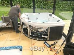 3 Personne Spa Luxury Spa Cove Bay Controls Premium Led Light In Stock 1