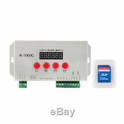 40x Cabochon Amusments DMX Rgbw Pixel Lumières Led Smd De 18leds 5050 Dc24v