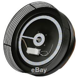 42 Led De Lumière Ventilateur Au Plafond 3 Types De Changement De Couleur Réglable Avec Télécommande