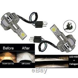 4x6 Ir Changement De Couleur Rgb Smd Halo Phare Angel Eye 24w 6k Ampoule Led