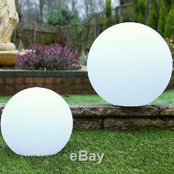 60cm Mood Ball Lights Lumière D'ambiance À Changement De Couleur Led De Pk Green