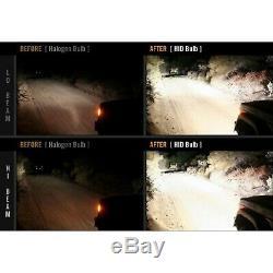 7x6 Rgb Led Plasma Cob Changement De Couleur Halo Maj Angel Eye 6k 6000k Hid Phares