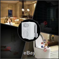 8/16 Couleurs Led Toilettes Salle De Bains Night Lights Uv Lumière Ultraviolette Désinfection