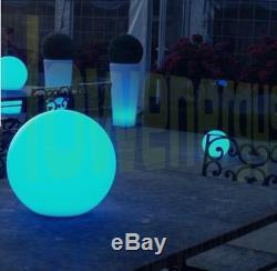 Balle Solaire D'extérieur Led Couleur D'ambiance De Jardin Solaire Changer Le Pieu 250 Du Globe Terrestre