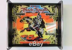 Black Knight Pinball Head Led D'affichage Change De Couleur Light Box. Livraison Gratuite