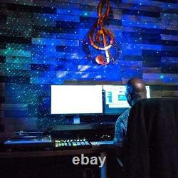Blisslights Sky Lite Led Star Projector Nebula Cloud For Room Decor Home Theatre