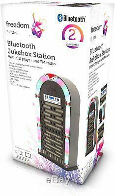 Bluetooth Tels Que Floorstanding Changement De Couleur Led Affichage Lecteur De Musique Radio Fm