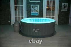 Brand New Lay Z Spa Bali Led 4 Personnes Hot Tub 2021 Livraison Peut Être Armée