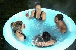 Brand New Lay Z Spa Bali Led 4 Personnes Hot Tub 2021 Pas St Moritz Paris Vegas