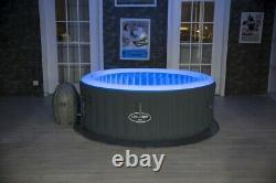 Brand New Lay-z-spa Bali (4 Personnes) Led Hot Tub Livraison Gratuite Du Jour Suivant