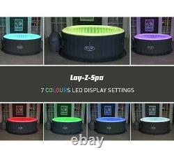 Brand New Lay-z-spa Bali Airjet (4 Personnes) Led Hot Tub