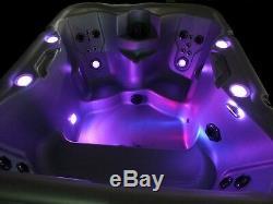 Brand New Luxury Assistant Rendezvous Ls Spa / Spa Avec Plein Éclairage Led