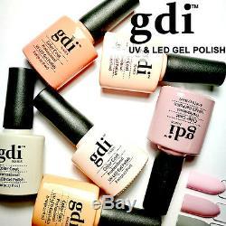 Brand New, Vernis À Ongles En Gel Uv Led Avec Gamme De Couleurs Pastel Nude Nails Nails