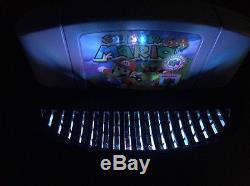 Bundlecolor Changement De Leds Nintendo N64 & Gamecube (inclut Des Jeux / Contrôleurs)