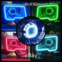 Changement De Couleur De La Lampe De Projecteur Halo 2009-2014 De Ford F150 Raptor