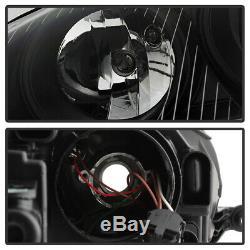Changement De Couleur Led Feux De Croisement Ampoule 05-10 Vw Jetta / Gti / Lapin Remplacement Phares