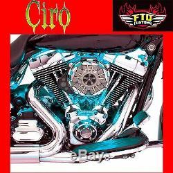 Ciro Shock Et Awe L. E. D. Lumières Changement De Couleur Avec Le Contrôle Bluetooth 41001