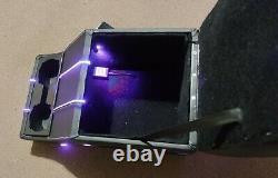 Cubby Box Noir / Changement De Couleur Led Piping Defender 90 110