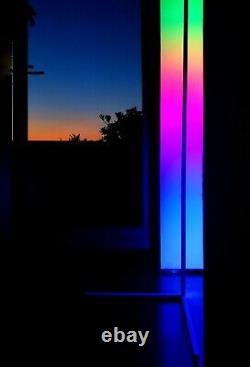 Décoration De Maison. Minimaliste Couleur Lampe Led Changement