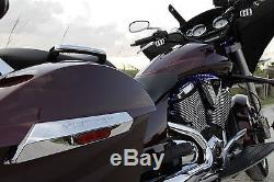 Ensemble De 288 Del Pour Motocyclette, 20 Bandes, Couleur Changeante Avec Télécommande