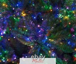 Exd De Pères Noël Meilleur Starry Arbre De Noël 2000 Led Lumières Changer La Couleur À Distance