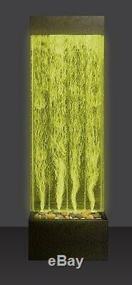 Grand Mur De Bulles D'eau Avec Changement De Couleur Led Pour Meubles Sensoriels
