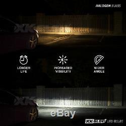 H4 Ampoules De Phares À Del À Double Fonction + Application De Changement De Couleur Pour Téléphone Intelligent Devil Eye