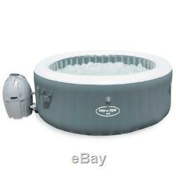 Hot Tub Lay Z Spa Bali 2-4 Personnes Led Bain À Remous