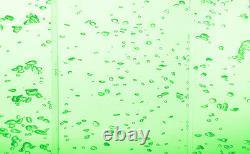 L'eau De Mur À Bulles Courbes Caractéristique Couleur Intérieure Changeant Autonome 150cm Bélier