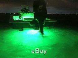 La Lumière De Prise De Drain Sous-marine Menée Changeante De Couleur De Rvb Vega A Mené La Lumière