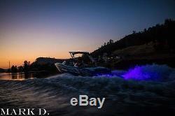 Lampe De Drainage Pour Bateau Led - Hydro Aurora 2.0 120 Watts 13 000 Lumen Rgb Ou Solid
