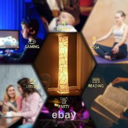 Lampe De Plancher 61 Lampe Haute Avec Télécommande Réglable 10 Niveaux Brigh 100 Watt