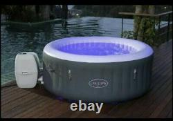 Lay Z Spa Bali 2-4 Personne Led Hot Tub 2021 Version Nouvelle Marque Yorkshire