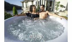 Lay Z Spa Bali 4 Personnes Led Couleur Changer Hot Tub 2021 Modèle Nouvelle Marque