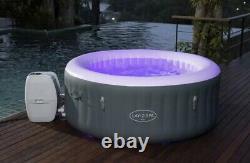 Lay Z Spa Bali Airjet 2-4 Personne Led 2021 Modèle- Lazy Spa Hot Tub Brand Nouveau