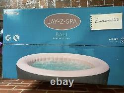 Lay Z Spa Bali Hot Tub Led 2021 Modèle Lazy Spa Bnib Livraison