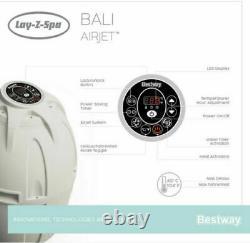 Lay Z Spa Bali L. E. D. Lumières Comme Miami, Cancun, Paris 24hr Livraison