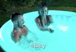 Lay Z Spa Bali Led Bain À Remous 2-4 Personnes Garantie (non Vegas Paris Miami)