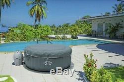 Lay Z Spa Lazy Spa Bali Airjet Avec Bain À Remous Led Livraison Gratuite Neuf