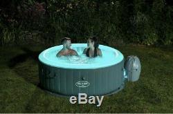 Lay Z Spa Lazy Spa Bali Airjet Avec Led Brand New Hot Tub Tout Neuf