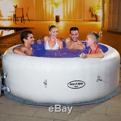 Lay Z Spa Lazy Spa Paris Airjet Avec Brand New Hot Tub Free De Livraison Led