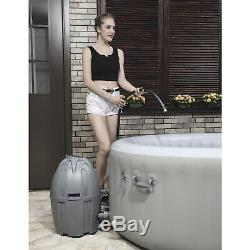 Lay Z Spa Lazy Spa Tahiti Airjet Avec Led Brand New Hot Tub Livraison Gratuite