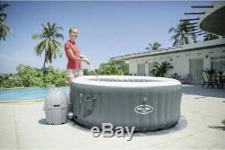 Lay-z Spa Bali Spa 2-4 Personnes Avec Led Lendemain Shipping Tout Neuf