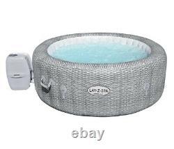 Lay-z Spa Honolulu 6 Personne Led Hot Tub 2021 En Main Nouvelle Livraison Gratuite