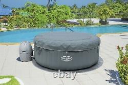 Lay-z-spa Bali Led Lights 4 Personnes Hot Tub Marque Nouveau 2021 Modèle