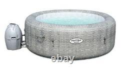 Lay-z-spa Honolulu 6 Personne Led Hot Tub Massagefreeze Protect2021 Confiance