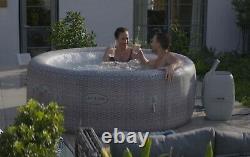 Lay-z-spa Honolulu Jacuz Led Lights 6 Person Hot Tub Fast Livraison Gratuite